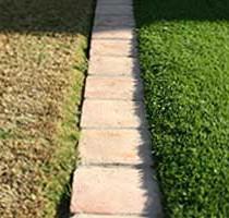 grama artificial preco durabilidade