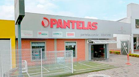Loja Pantelas em Curitiba